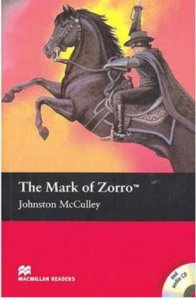 The Mark Of Zorro - Audio CD Included