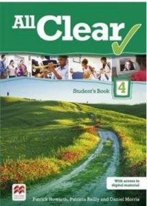 All Clear 4 - Student's Book with Workbook