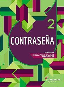 Contraseña 2 - Libro del Alumno + MultiROM + Libro digital interactivo