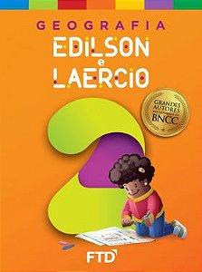 GRANDES AUTORES - GEOGRAFIA - EDILSON E LAERCIO - 2º ANO