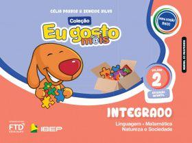 EU GOSTO MAIS INTEGRADO INFANTIL VOLUME 2