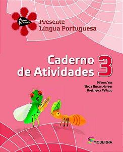 Projeto Presente - Língua Portuguesa - 3º ano Caderno de atividades