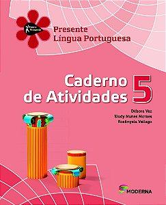 Projeto Presente - Língua Portuguesa - 5º ano Caderno de atividades