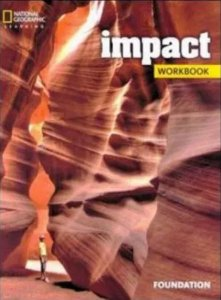 IMPACT FOUNDATION WORKBOOK - AMERICAN - 1ST ED