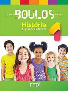 História - Sociedade & Cidadania 1° ano