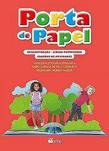 Porta De Papel Alfabetização: Caderno De Atividades