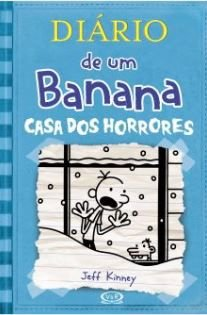 Diário de um Banana #6 CASA DOS HORRORES