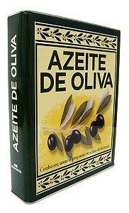 AZEITE DE OLIVA CONHECER, AMAR, COZINHAR
