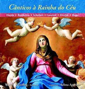 CANTICOS A RAINHA DO CEU (ACOMPANHA CD)