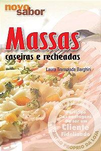 MASSAS CASEIRAS E RECHEADAS