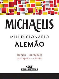 MICHAELIS MINIDICIONÁRIO ALEMÃO