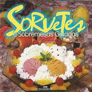 SORVETES E SOBREMESAS GELADAS