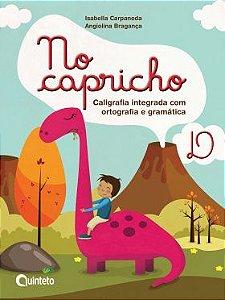 No Capricho D -Caligrafia Integrada com Ortografia e Gramática