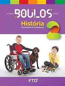 HISTÓRIA, SOCIEDADE & CIDADANIA- 2º ANO - ENSINO FUNDAMENTAL I - 2º ANO
