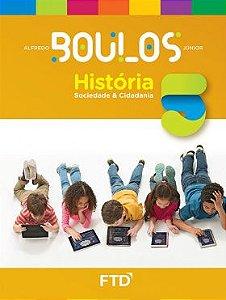 HISTÓRIA, SOCIEDADE & CIDADANIA- 5º ANO - ENSINO FUNDAMENTAL I - 5º ANO