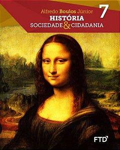 História, Sociedade & Cidadania - 7º ano - Atividades