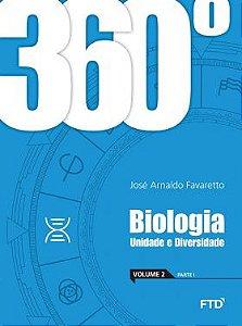 360º - BIOLOGIA, V.2 - ENSINO MÉDIO - 2º ANO