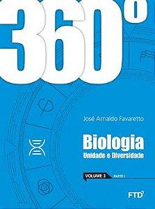 360º - BIOLOGIA, V.3 - ENSINO MÉDIO - 3º ANO