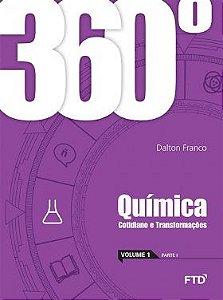 360º - QUÍMICA, V.1 - ENSINO MÉDIO - 1º ANO