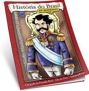 HISTORIA DO BRASIL EM QUADRINHOS