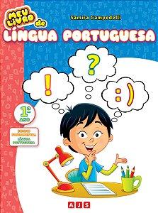 MEU LIVRO DE LINGUA PORTUGUESA 1 ANO