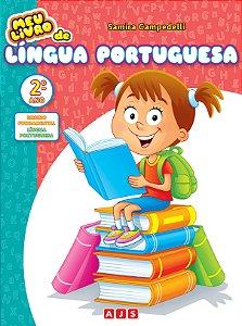 MEU LIVRO DE LINGUA PORTUGUESA 2 ANO