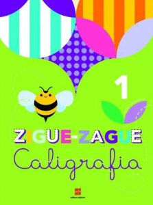 Ziguezague Caligrafia 1º Ano