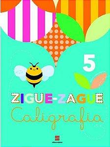Ziguezague Caligrafia 5º Ano