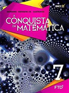 A Conquista da Matemática - 7º ano - aluno