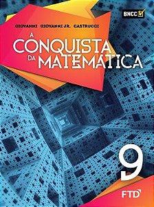 A Conquista da Matemática - 9º ano - aluno