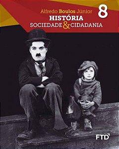 História, Sociedade & Cidadania - Caderno de Atividades - 8º ano - aluno