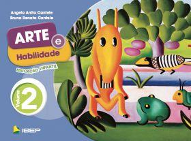 ARTE HABILIDADE INFANTIL 2