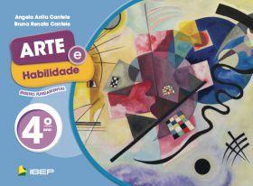 ARTE E HABILIDADE 4 ANO
