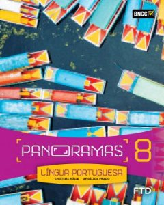 Panoramas Língua Portuguesa - 8º ano - aluno
