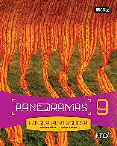 Panoramas Língua Portuguesa - 9º ano - aluno