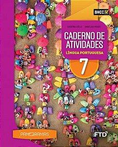 Panoramas - Caderno de Atividades Língua Portuguesa - 7º ano - aluno