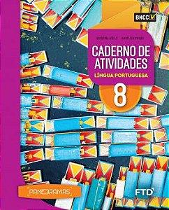 Panoramas - Caderno de Atividades Língua Portuguesa - 8º ano - aluno