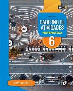 Panoramas - Caderno de Atividades Matemática - 6º ano - aluno