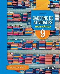 Panoramas - Caderno de Atividades Matemática - 9º ano - aluno