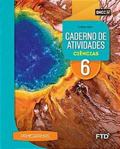 Panoramas - Caderno de Atividades Ciências - 6º ano - aluno