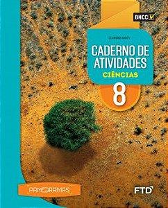 Panoramas - Caderno de Atividades Ciências - 8º ano - aluno