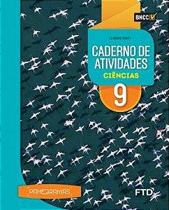 Panoramas - Caderno de Atividades Ciências - 9º ano - aluno