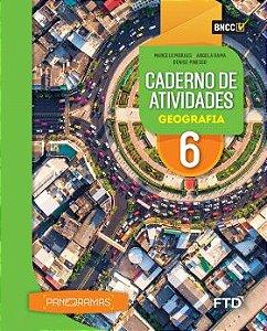 Panoramas - Caderno de Atividades Geografia - 6º ano - aluno