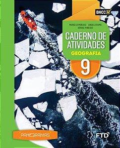 Panoramas - Caderno de Atividades Geografia - 9º ano - aluno