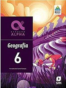 Geração ALPHA Geografria 6º Ano - 3ª Edição