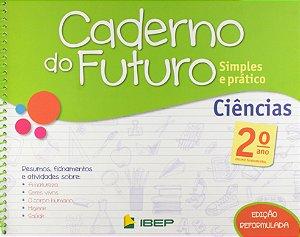 CADERNO DO FUTURO CIÊNCIAS 2 ANO
