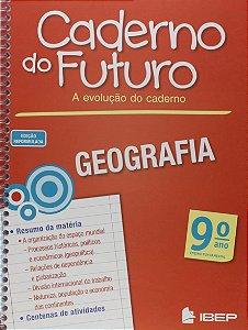 CADERNO DO FUTURO GEOGRAFIA 9 ANO