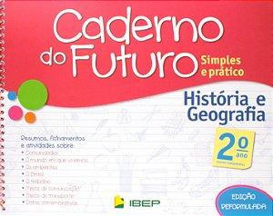 CADERNO DO FUTURO HISTÓRIA E GEOGRAFIA 2 ANO