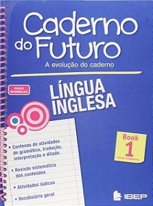 CADERNO DO FUTURO INGLÊS 6 ANO