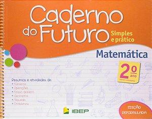 CADERNO DO FUTURO MATEMÁTICA 2 ANO